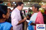 Mulheres feirantes são homenageadas no Mercado Central
