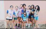 Caxias é bem representada em campeonato de Handebol feminino no PI