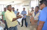Funcionários do SAAE participam de treinamento sobre percepção e análise de risco