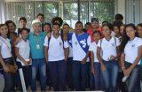 Estudantes visitam a Estação de Tratamento de Água do SAAE de Caxias-MA