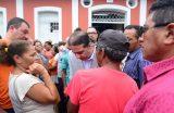 """""""Caxienses serão prioridade na execução das obras no município"""", diz Prefeito Fábio Gentil."""