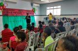 Escolas do Programa Mais Educação realizam feira em defesa do Meio Ambiente