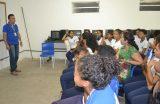SAAE promove palestra educativa durante a Semana do Meio Ambiente
