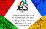 Jogos escolares de Caxias-MA acontecem de 08 a 23 de junho e terão aproximadamente 500 competições