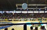 Jogos Escolares de Caxias 2017 chegam ao sexto dia de competições com futebol de campo, handbol, queimado e futsal