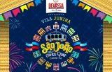 Vila Junina recebe grande público na segunda noite de atrações do São João que a gente quer