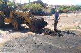 Prefeitura de Caxias finaliza trabalhos de limpeza do Balneário Veneza