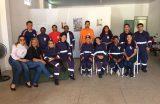 SAÚDE – Coordenadora do SAMU regional de Caxias visita bases descentralizadas