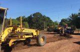 Prefeitura de Caxias recupera estradas vicinais, UBS's e escolas nas zonas rural e urbana do Município