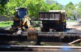 SAAE/Caxias realiza limpeza em tanques de decantação da ETA do Bairro Ponte