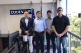 SAAE/Caxias busca convênios e parcerias junto à Codevasf/MA
