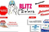"Fábrica do Empreendedor promove ""Blitz da Beleza"" no Balneário Veneza"