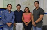 SAAE de Caxias recebe visita da prefeita de Santo Amaro do Maranhão