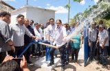Comunidades rurais de Caxias ganham sistema de abastecimento de água