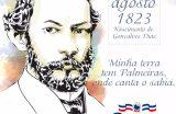 Caxias celebra 194 anos do nascimento do poeta Antônio Gonçalves Dias