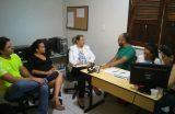 SAÚDE – Secretária municipal de Saúde, Dra. Socorro Melo, visita novas instalações do CEREST regional de Caxias