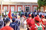 07 DE SETEMBRO – Mais de 10 mil estudantes caxienses desfilaram e celebraram os 195 anos da Independência do Brasil e milhares de pessoas prestigiaram o momento cívico