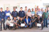 Nova Comissão Interna de Prevenção de Acidentes do SAAE toma posse em Caxias