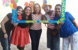 CAPS IJ comemora mês das crianças com festa para os assistidos e familiares