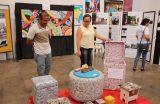 EDUCAÇÃO: Professores da rede municipal mostram seu lado artístico em exposição de artes no Centro de Cultura