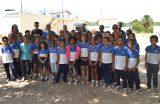 Estudantes visitam a Estação de Tratamento de Água do SAAE