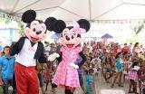 Feirinha da Gente especial em alusão ao Dia das Crianças recebe centenas de famílias caxienses