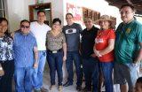 OUTUBRO ROSA – Povoado Caiçara recebe a Caravana Rosa e prefeito Fábio Gentil anuncia obras na localidade