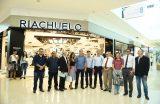 Prefeito Fábio Gentil prestigia inauguração da loja Riachuelo em Caxias
