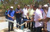 Prefeitura de Caxias por meio do SAAE inaugura Sistema de Abastecimento de Água no Povoado Rosário