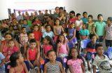 Prefeitura de Caxias realiza 2ª edição da Caravana Rosa no Povoado Baú e entrega Escola reformada no Povoado Monte Valeriano