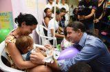 SAÚDE – Hospital Infantil realiza festa para pacientes em alusão ao Dia das Crianças
