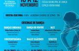 CULTURA – XI Semana Maranhense de Dança será realizada em Caxias entre os dias 10 e 12 de novembro