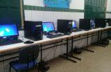 EDUCAÇÃO – U.I.M. Governador Pedro Neiva de Santana no Povoado Brejinho tem laboratório de informática funcionando em 100%