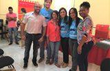Equipe do CEREST Regional Caxias participa de capacitação em Presidente Dutra