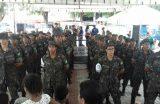 Feirinha da Gente recebe exposição do Exército Brasileiro no Dia da Bandeira