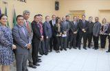 Prefeito Fábio Gentil prestigia inauguração da 2ª Vara Cível de Caxias