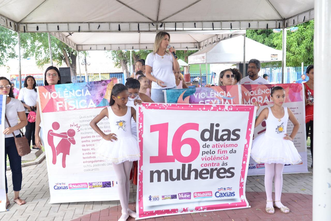 Campanha 16 Dias de Ativismo pelo Fim da Violência Contra as ... 84a4bc1e8df8
