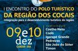Caxias sedia I encontro do Polo Turístico da Região dos Cocais