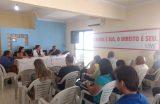 Conselho Municipal de Saúde de Caxias ganha nova sede e realiza confraternização