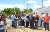 Prefeitura de Caxias e SAAE inauguram Sistema de Abastecimento de Água no povoado Condave