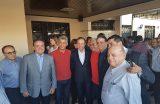 Prefeito Fábio Gentil participa de recepção ao prefeito de São Paulo, João Doria, na capital maranhense