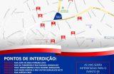 TRÂNSITO: Secretaria de Transportes interdita imediações da Praça Dom Luís Marelim para inauguração. Confira!