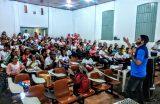 Agentes Comunitários de Saúde participam de palestra alusiva ao Janeiro Branco
