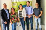 CEREST Regional Caxias recebe equipe de saúde do Estado