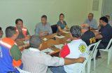 FESTEJO DE SÃO SEBASTIÃO – Reunião define plano de trabalho durante a retirada, o cortejo e levantamento do Mastro de São Sebastião