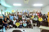 Órgãos de saúde de Caxias recebem ações da Campanha Janeiro Branco