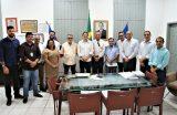 Prefeito Fábio Gentil recebe visita institucional do presidente da FIEMA e do Conselho Deliberativo do SEBRAE Maranhão
