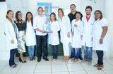Prefeito Fábio Gentil visita profissionais da UBS da Cohab, uma das unidades de saúde premiadas em São Luís