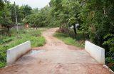 INFRAESTRUTURA – Construção de pontes põe fim ao isolamento de comunidades nas zonas urbana e rural