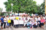 """MULHER – Marcha """"Mulher, Movimento e Vida"""" pede paz e fim da violência em Caxias"""